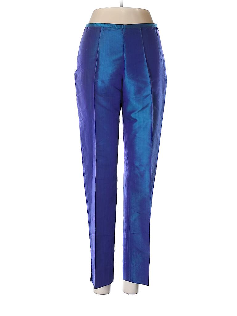 Dosa Women Silk Pants Size 1