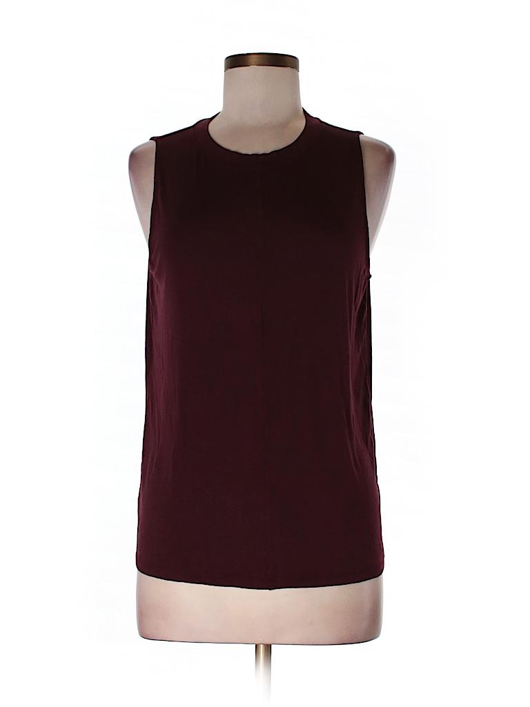 Ann Taylor LOFT Women Sleeveless T-Shirt Size M