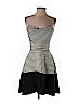 Parker Women Silk Dress Size S