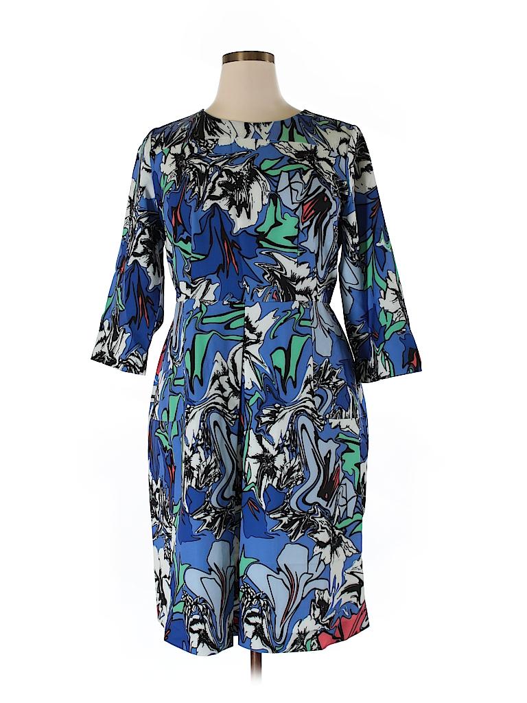 Eloquii Women Casual Dress Size 14