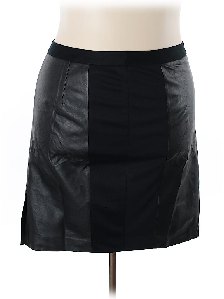 Eloquii Women Casual Skirt Size 22 (Plus)