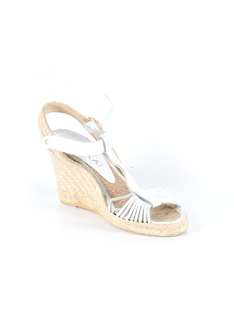 dedec4e8e1 Kookai Solid White Wedges Size 37 (FR) - 82% off