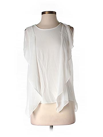 BCBGMAXAZRIA Short Sleeve Blouse Size XXS