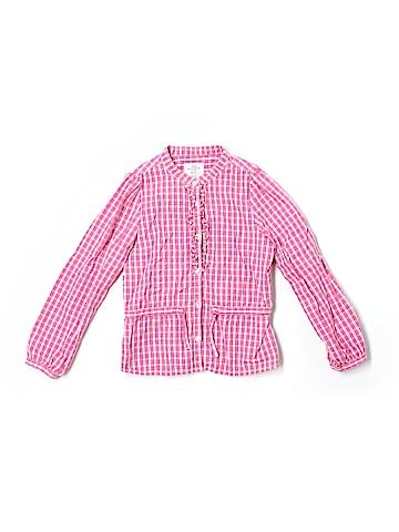 H&M L.O.G.G. Long Sleeve Button-Down Shirt Size 6/7