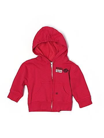 College Kids Zip Up Hoodie Size 6 mo