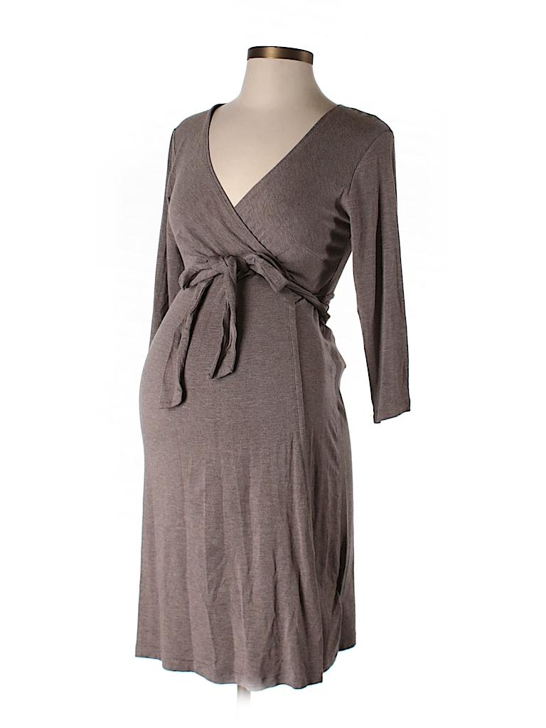 Gap - Maternity Women Casual Dress Size S (Maternity)
