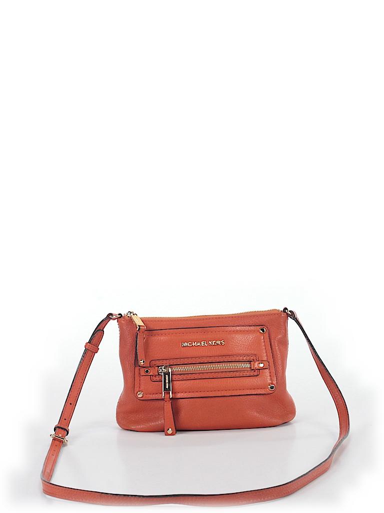 MICHAEL Michael Kors Women Leather Crossbody Bag One Size
