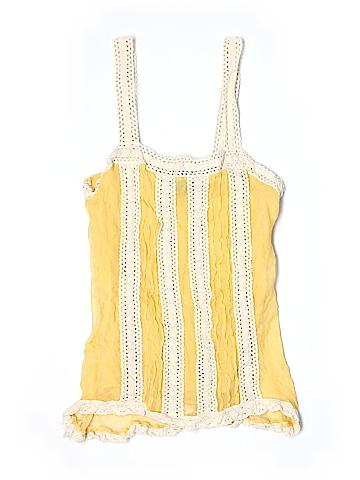 Wendy Hil Sleeveless Silk Top Size M