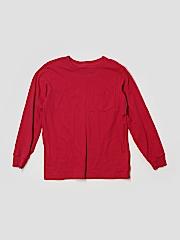 Lands' End Long Sleeve T-Shirt Size 7-8