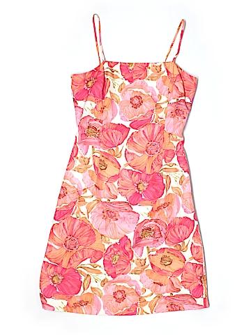 Ann Taylor Silk Dress Size 4 (Petite)