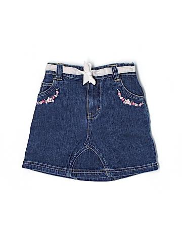 WonderKids Denim Skirt Size 3T