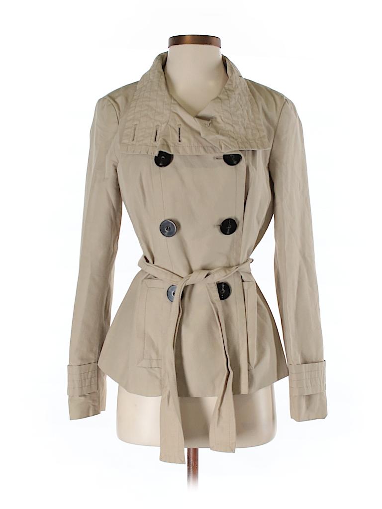 Zara Basic Women Trenchcoat Size S