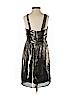 Badgley Mischka Women Silk Dress Size 0