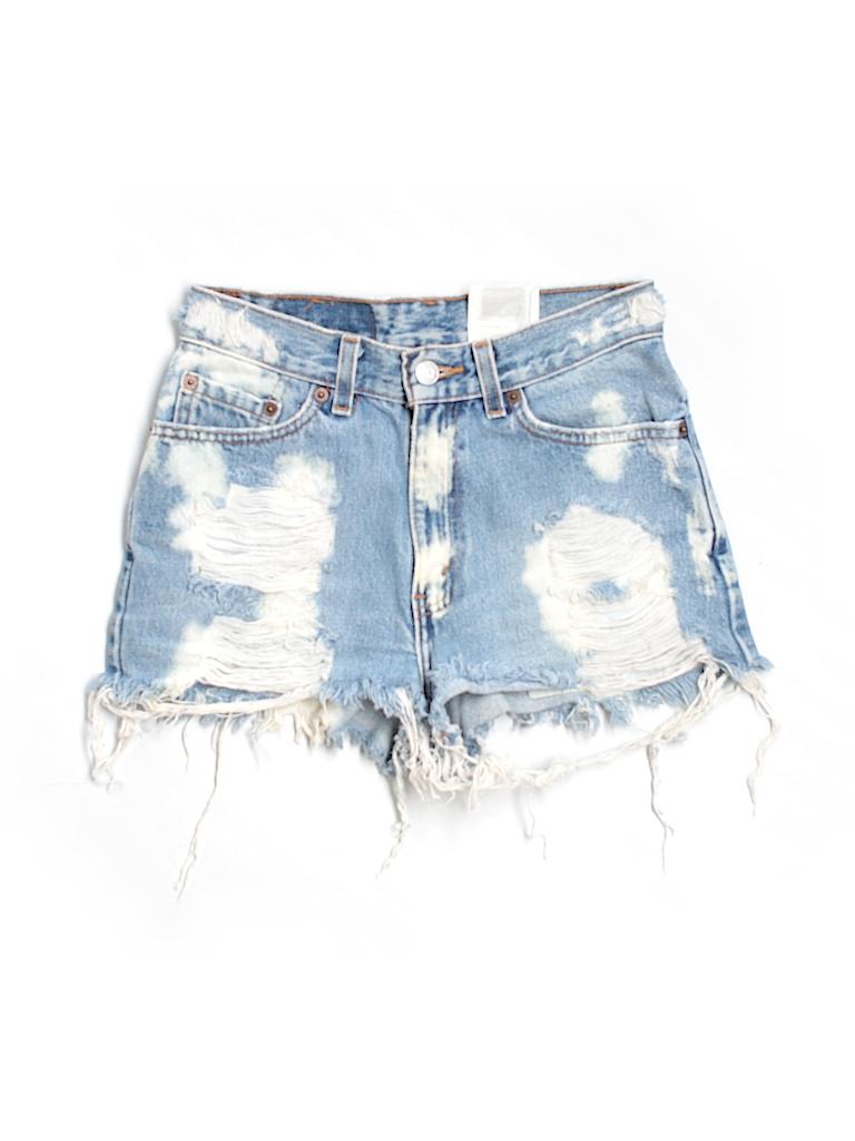 Furst of a Kind Women Denim Shorts Size 5