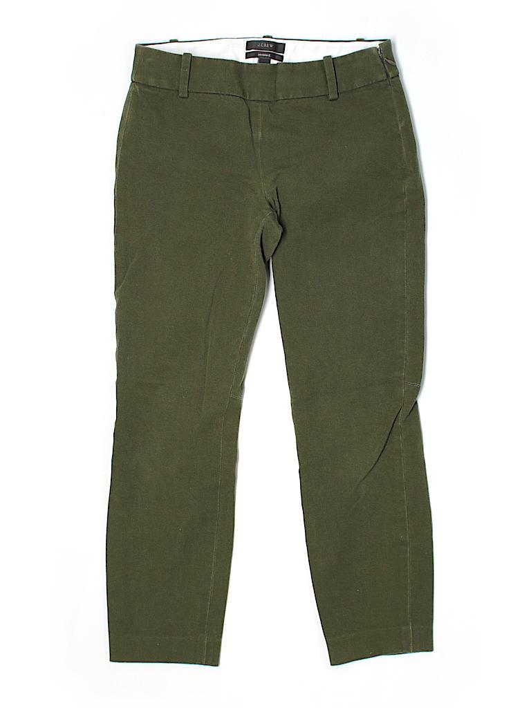 J. Crew Women Casual Pants Size 00 (Petite)