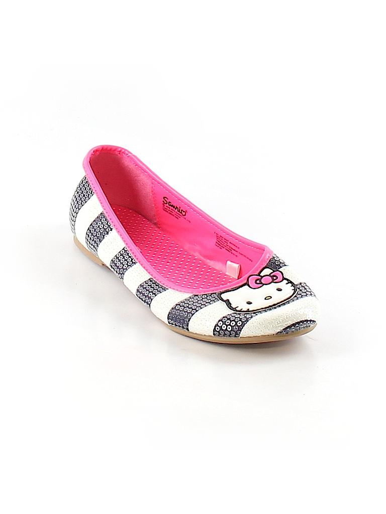 Hello Kitty Women Flats Size 5