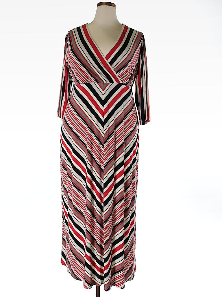 Calvin Klein Women Casual Dress Size 18 (Plus)