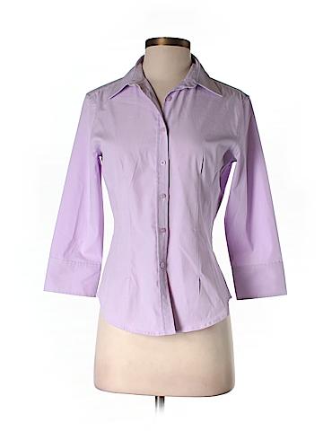 Express 3/4 Sleeve Button-Down Shirt Size 5/6