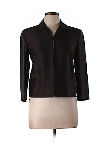 Ann Taylor Silk Blazer Size 6