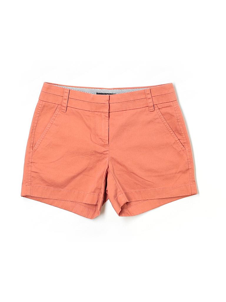J. Crew Women Khaki Shorts Size 000