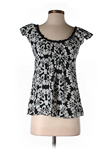 Max Studio Short Sleeve Blouse Size XS