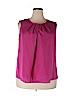 Jones New York Collection Women Sleeveless Blouse Size 18 (Plus)