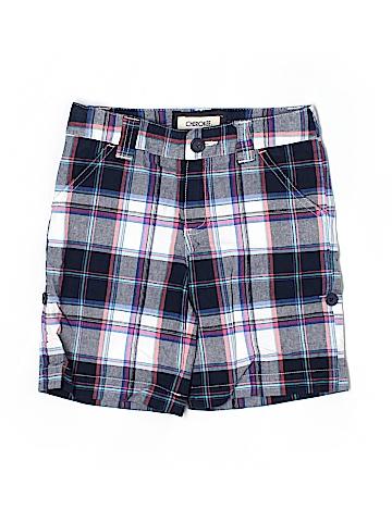 Cherokee Khaki Shorts Size 6X