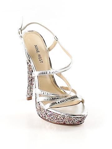 Nine West Heels Size 7