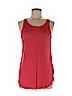 Calvin Klein Women Sleeveless Blouse Size S