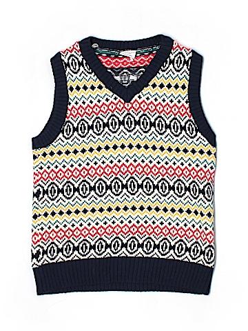 Polarn O. Pyret Sweater Vest Size 4/6
