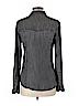 Cloth & Stone Women Long Sleeve Button-Down Shirt Size S