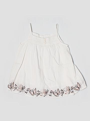 Baby Gap Sleeveless Blouse Size 4