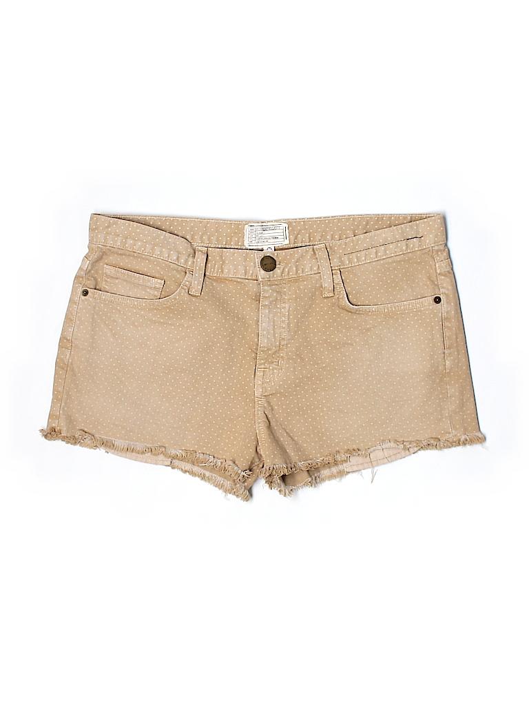 Current/Elliott Women Denim Shorts 29 Waist