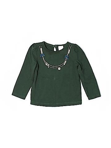 Janie and Jack Long Sleeve T-Shirt Size 18-24 mo