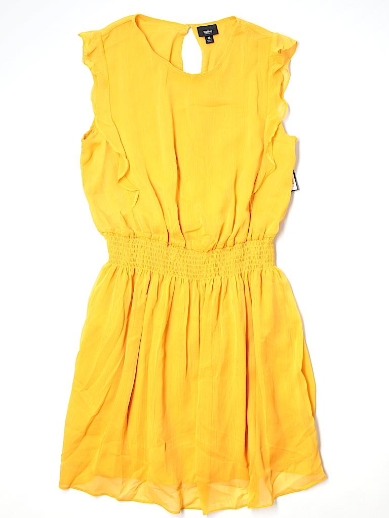 Mossimo Women Casual Dress Size M