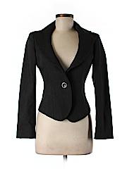 Antonio Berardi Women Wool Blazer Size 40 (EU)