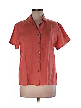 Jackpot Short Sleeve Button-Down Shirt Size 1