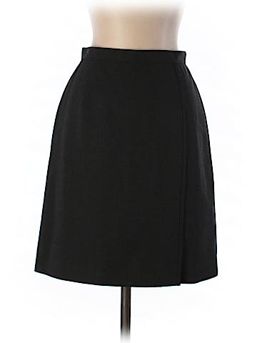 Garnet Hill Casual Skirt Size 4 (Petite)