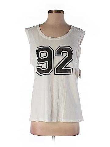 Lovers + Friends Sleeveless T-Shirt Size XS
