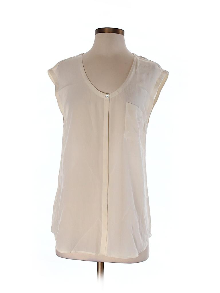 Eileen Fisher Women Sleeveless Silk Top Size XS