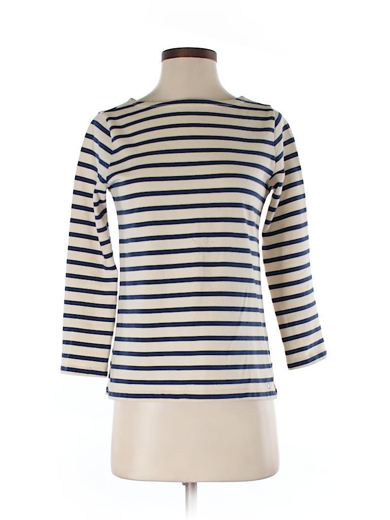 Denim & Supply Ralph Lauren Women Long Sleeve T-Shirt Size XS