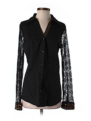 BKE Long Sleeve Button-Down Shirt Size M