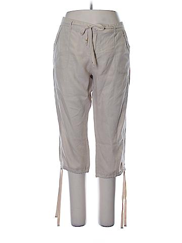 Guess Linen Pants 34 Waist