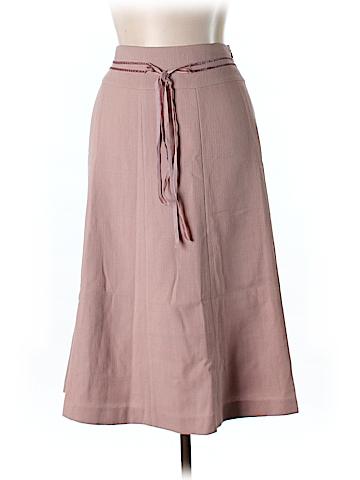 Carla Carini Wool Skirt Size 8