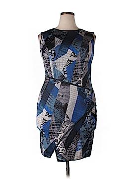 ABS Evening by Allen Schwartz Casual Dress Size 0X (Plus)