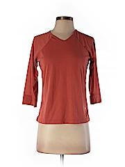 Mountain Hardwear 3/4 Sleeve T-Shirt Size S