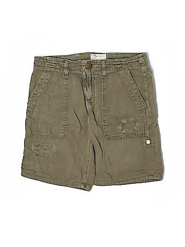 Current/Elliott Khaki Shorts 24 Waist