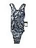 Nike Women One Piece Swimsuit Size 4