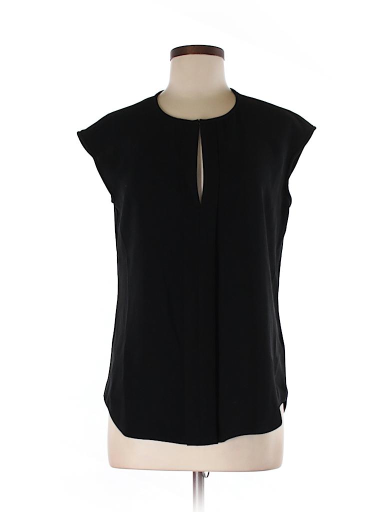 J. Crew Women Short Sleeve Blouse Size 6