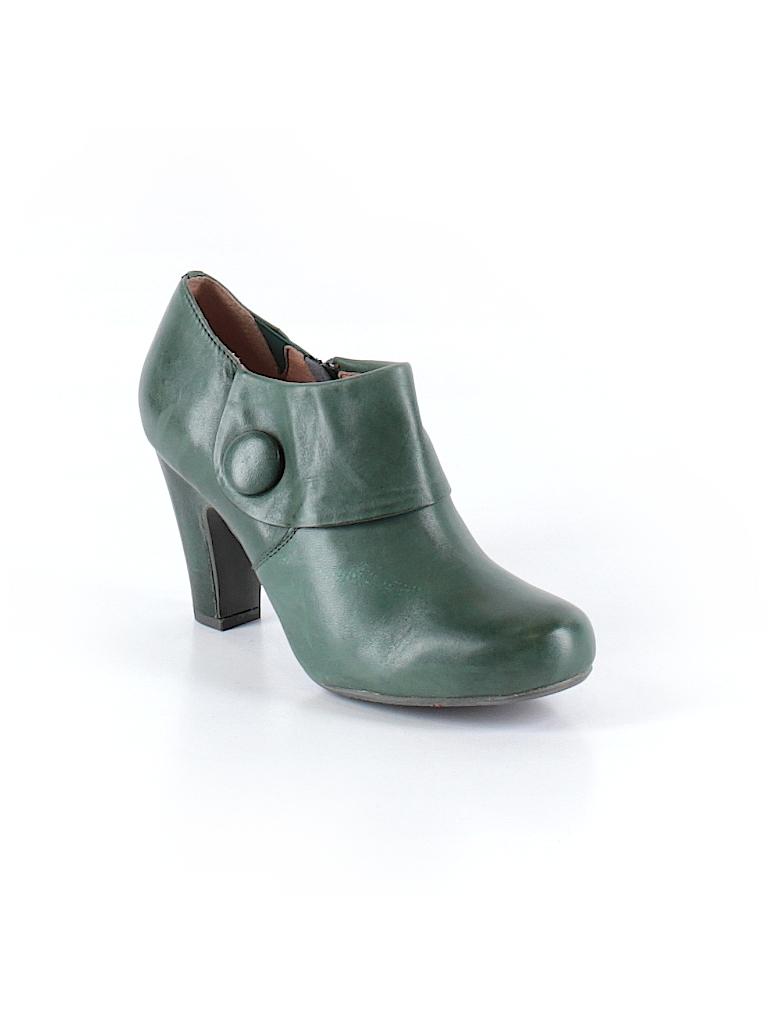 Miz Mooz Women Ankle Boots Size 10